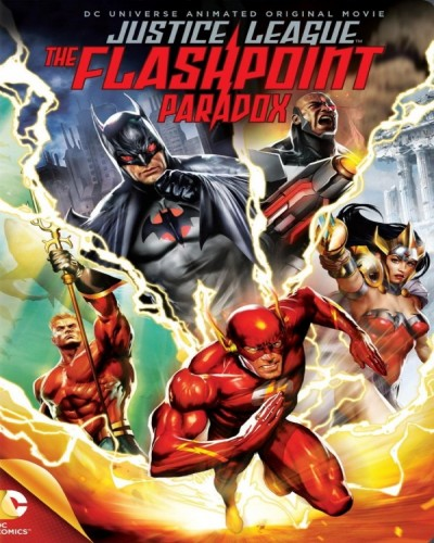Justice League : The Flashpoint Paradox