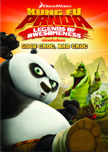 Kung Fu Panda : Good Croc, Bad Croc