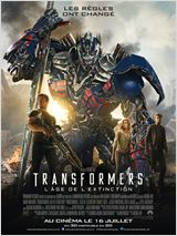 Transformers 4 l'âge de l'extinction