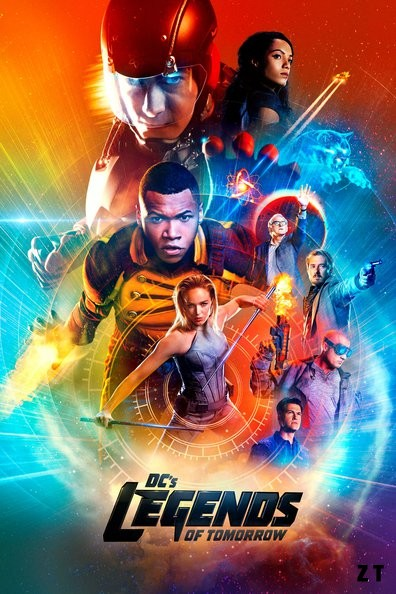 DC's Legends of Tomorrow Saison 3